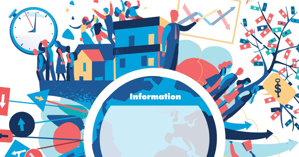 Extrait de l'affiche du projet Formation pour les intervenants en consommation et gestion financière