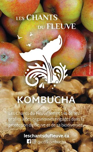 Étiquette Pomme et gingembre verso