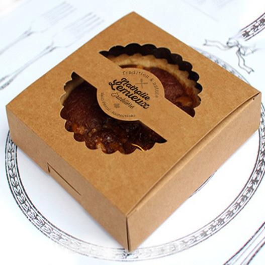 Boîte à tarte