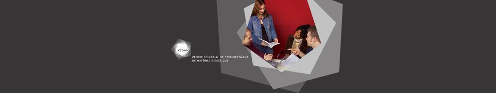 Image d'identification du CCDMD dans iTunes University
