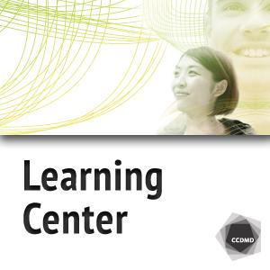 Icône de collection sur l'iTunes University du CCDMD